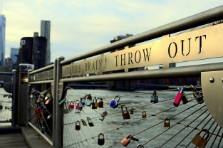 Locks at the Promenade