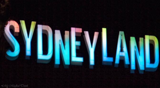 Vibrant and Vivid Sydney!